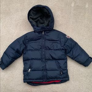 Gap Puffer Down Jacket